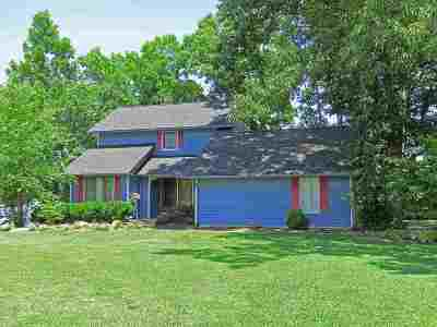 Jefferson County, Cocke County, Sevier County Single Family Home For Sale: 3575 E Atherton Lane