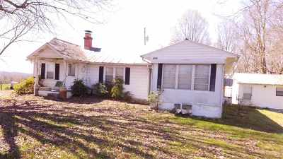 White Pine TN Single Family Home For Sale: $99,500