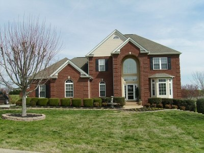 Hamblen County Single Family Home For Sale: 364 Yorkshire Court