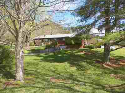 Sevierville Single Family Home For Sale: 3916 Byrds Cross Rd