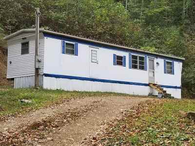 Mobile/Manufactured For Sale: 468 Miller Hollow Rd