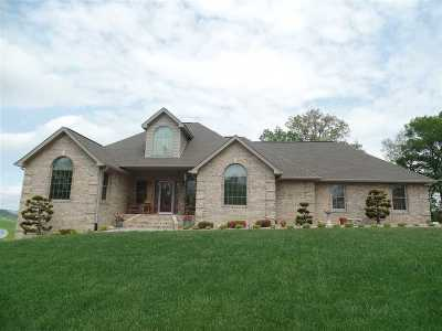 Morristown Single Family Home For Sale: 3008 Waters Edge