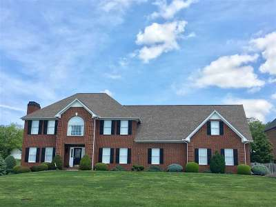 Hamblen County Single Family Home For Sale: 2940 Amesbury Dr