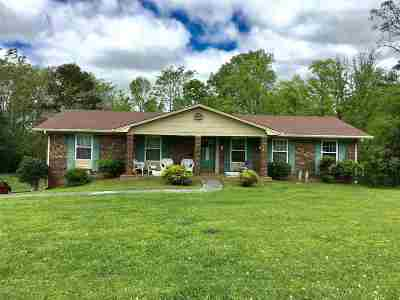 Morristown TN Single Family Home Sold: $149,900
