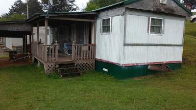Grainger County Mobile/Manufactured For Sale: 376 Honey Creek Lane