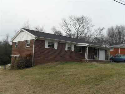 Morristown Single Family Home For Sale: 413 W Sunset Hills