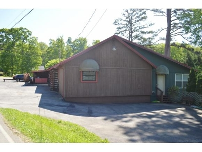 Single Family Home For Sale: 5074 Asheville Highway