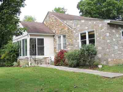 Morristown Single Family Home For Sale: 4251 Old Hwy 25