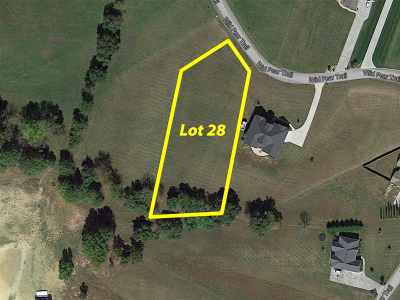 Wild Pear Shore Residential Lots & Land For Sale: Lot 28 Wild Pear Trail