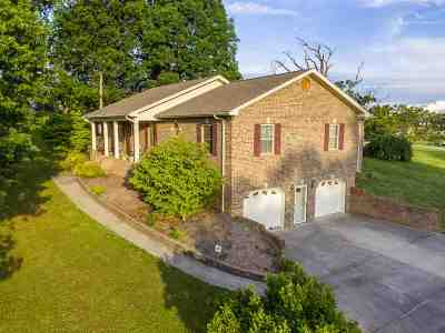 Morristown Single Family Home For Sale: 4158 Stansberry Rd.
