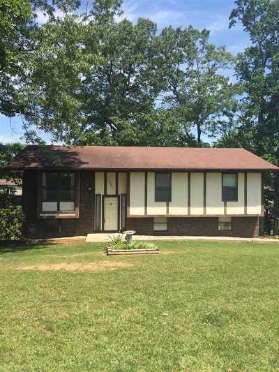 Morristown Single Family Home For Sale: 3661 Halifax Cir