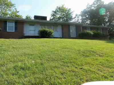 Newport Single Family Home For Sale: 256 N Cherokee Dr