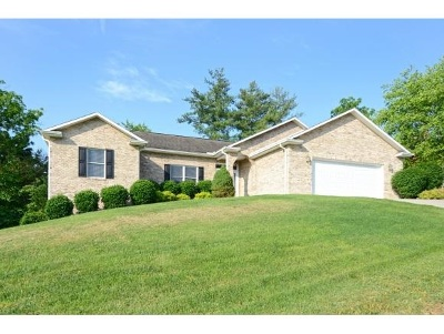 Single Family Home For Sale: 105 Keeneland Circle