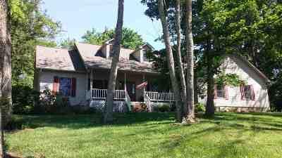 Single Family Home For Sale: 2039 Dumplin Loop