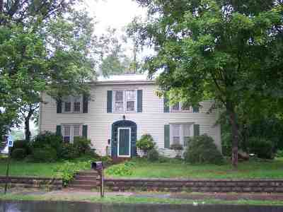 Morristown Single Family Home For Sale: 404 W 2nd North Street