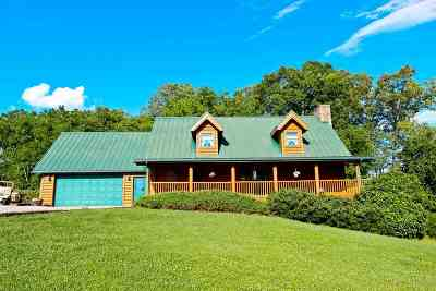 Single Family Home For Sale: 1319 Good Hope Rd