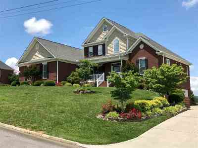 Hamblen County Single Family Home For Sale: 3410 Heathcliff Rd