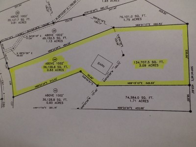 Dandridge Residential Lots & Land For Sale: Lot 44 Majestic Circle