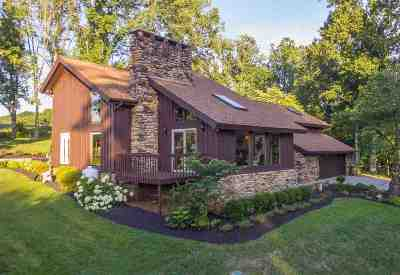 Hamblen County Single Family Home For Sale: 1060 Mill Race Road