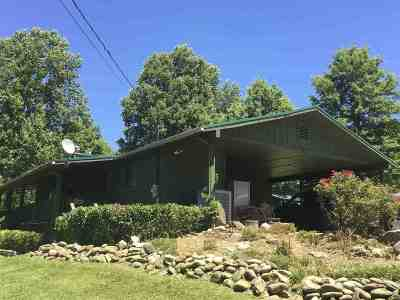 Cosby Single Family Home For Sale: 325 Hopkins Road
