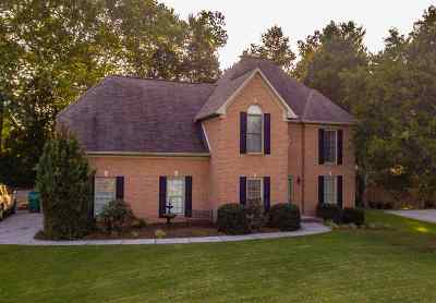 Hamblen County Single Family Home For Sale: 609 Colonial Dr