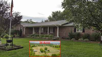Dandridge Single Family Home For Sale: 624 Highway 139