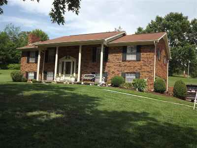 Bean Station Single Family Home For Sale: 1015 Oak Grove Road