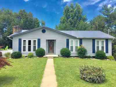 Morristown TN Single Family Home Sold: $159,900