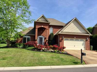 Morristown Single Family Home For Sale: 2443 Rosemeade Dr.