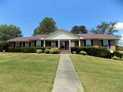 Talbott Single Family Home For Sale: 566 Shaver Dr