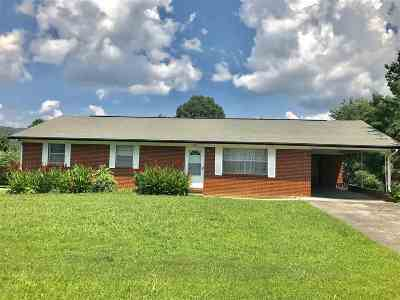 Bean Station TN Single Family Home For Sale: $114,999