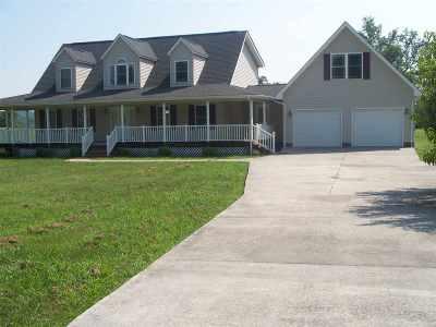 Newport Single Family Home For Sale: 205 Orange Pride
