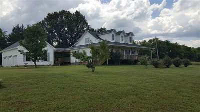 Newport Single Family Home For Sale: 1764 Lower English Creek Rd