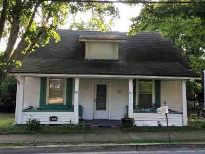 Morristown Single Family Home For Sale: 411 Daisy