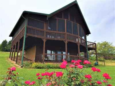 Sevierville Single Family Home For Sale: 3409 Cherokee Ridge Way