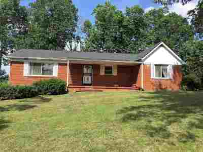 Bean Station, Blaine, Mooresburg, Rutledge, Thorn Hill, Washburn Single Family Home For Sale: 278 Circle Drive