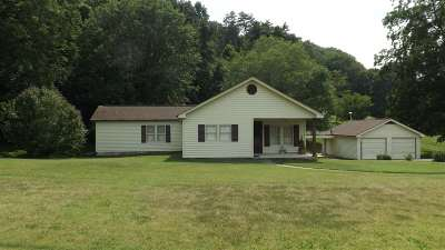 Single Family Home For Sale: 2437 Holt Town Rd