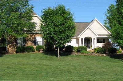 Dandridge Single Family Home For Sale: 1580 Smoky View Dr.