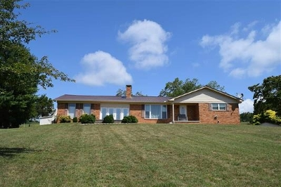 Bean Station, Blaine, Mooresburg, Rutledge, Thorn Hill, Washburn Single Family Home For Sale: 1039 Cherokee Drive