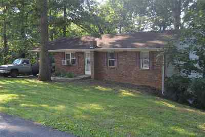 New Market TN Single Family Home For Sale: $78,900