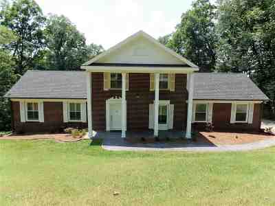 Hamblen County Single Family Home For Sale: 1605 Dougherty