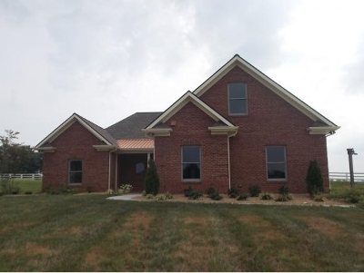 Single Family Home For Sale: 136 Southwind Circle