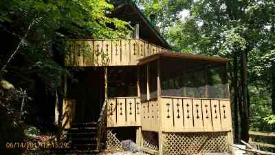 Single Family Home For Sale: 947 Ski Mountain Road