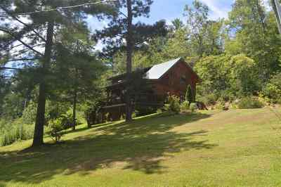 Single Family Home For Sale: 3115 Topper Rd.