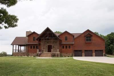 Single Family Home For Sale: 2202 Olivet Mountain Rd.