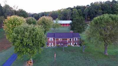 Hamblen County Single Family Home For Sale: 2780 Clear View Rd