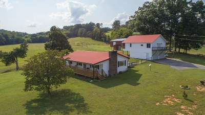 Single Family Home For Sale: 1101 Spring Creek Road