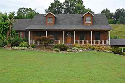 Hamblen County Single Family Home For Sale: 2654 Lakemont Circle