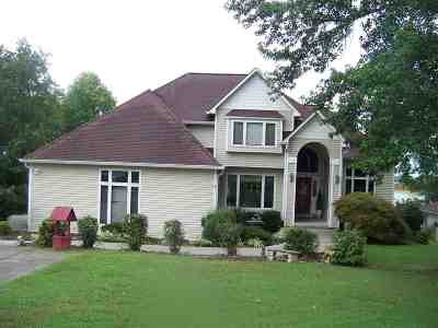 Dandridge Single Family Home For Sale: 2000 Harbor Hills Dr