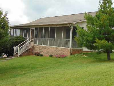 Russellville Single Family Home For Sale: 1607 Weatherby Court